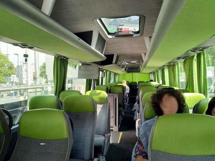Trip Report Flixbus In Germany The Alter Lookout